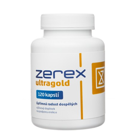 Zerex ultragold 120 tablet