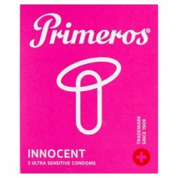 Kondomy Primeros Innocent 3ks